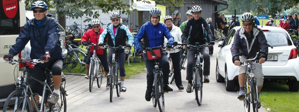 September: Radsternfahrt – Koblach