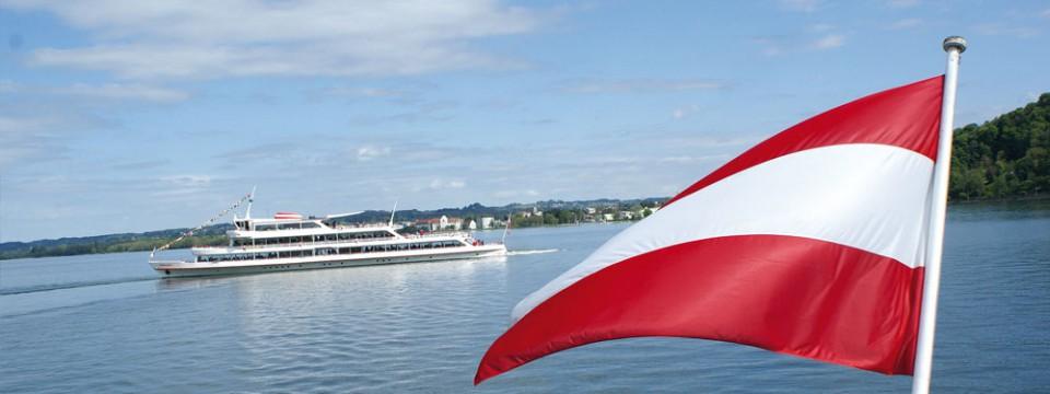Mai: 23. Bodenseeschifffahrt Bregenz