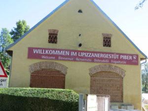 Lipizzanergestüt Piber