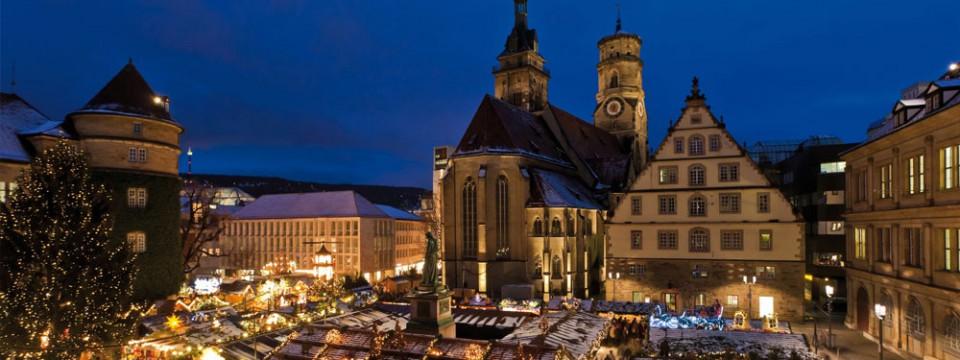 Dezember: Adventreise Stuttgart