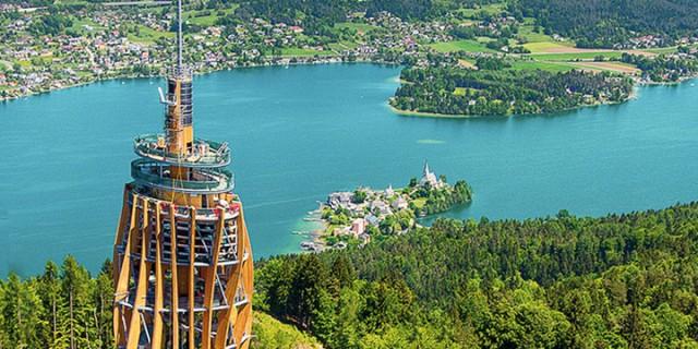 Juni: Österreichreise Kärnten
