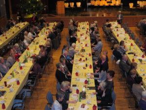 Adventfeier im Reichshofsaal