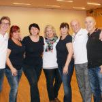 Das Team vom Seniorenbund und vom LIne Dance4all