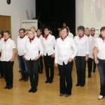 Auftritt unserer Line Dance Gruppe