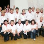 Gruppenfoto von unserer Line Dance Gruppe