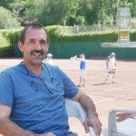Ex VEU Spieler Fritz Ganster
