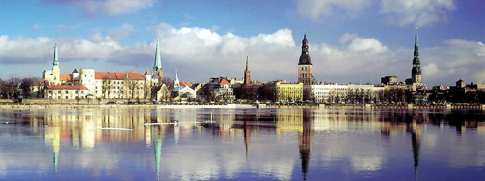 September: Baltikum Kulturreise