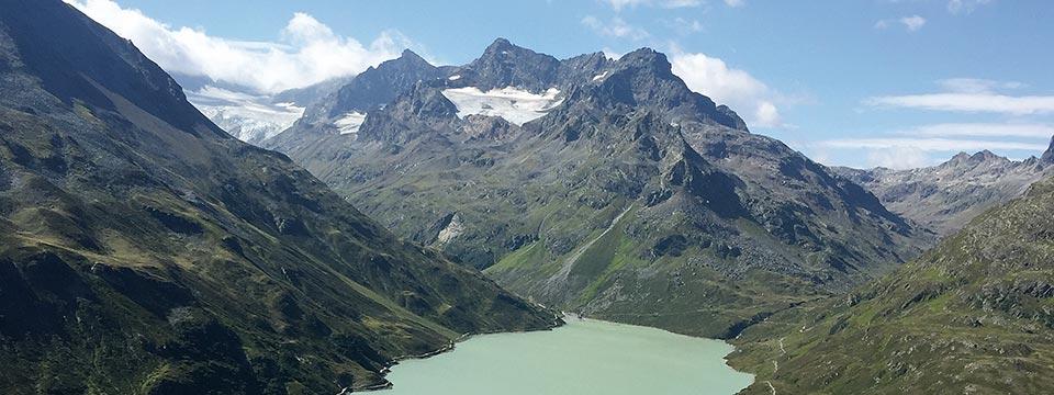 Juli: Wanderwoche Silvretta-Bielerhöhe