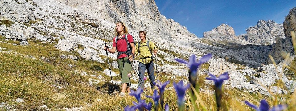 Juli: Wanderwoche Pala di San Martino