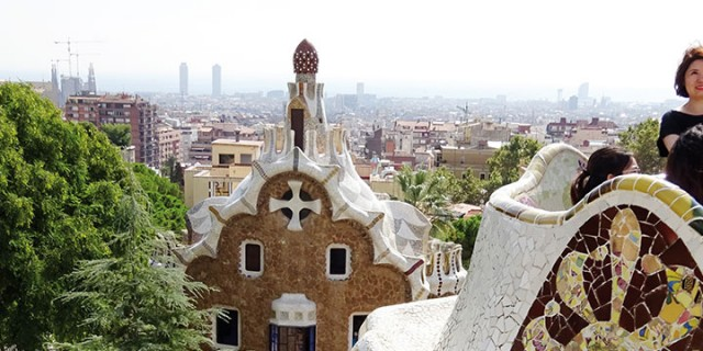 Juni: Aktivreise Spanien Barcelona