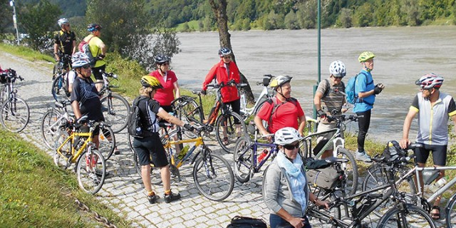 Mai: Radwoche Südtirol