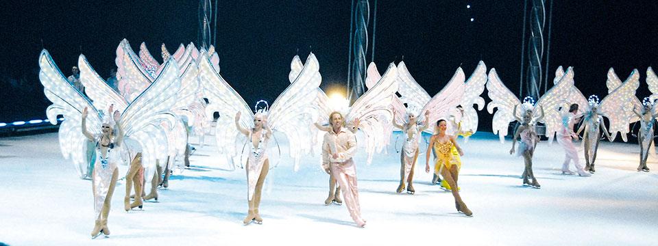 Januar: Holiday on Ice in Wien