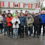 Die Wanderfreunde vom Seniorenbund