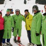 Team vom Schiverein Riefensberg