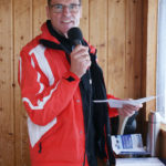 Sprecher Kurt Mangard