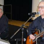 Hugo und Eugen unsere Musik