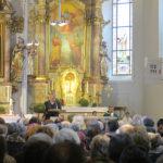 Messe in der Pfarrkirche