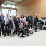 Bezirkssitzung mit anschlißender Führung im Oldtimermuseum in Hard