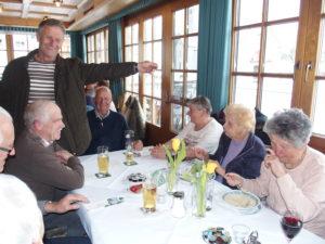 Seniorenbund Sulz-Röthis Ausflug nach Sibratsgfäll