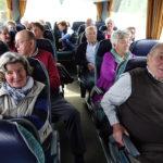 Gemütlichkeit im Bus