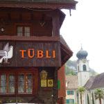 .. zu unserem Gasthaus Tübli