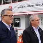 Roland Frühstück und Harald Sonderegger