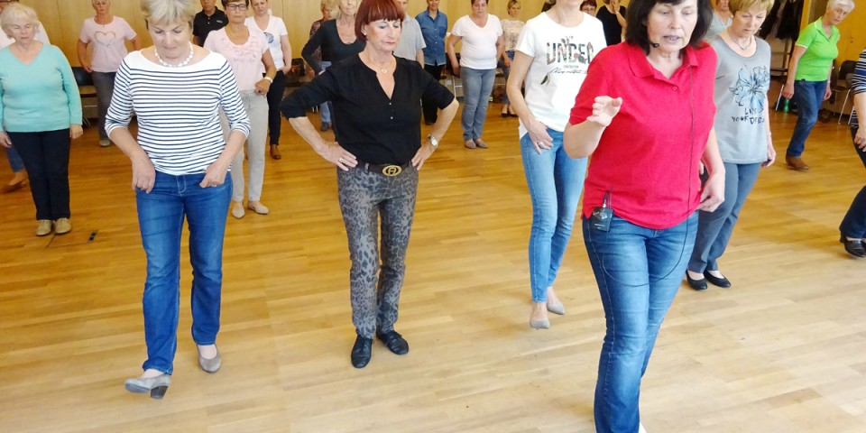 Line Dance Herbstkurse 18
