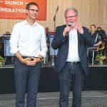 Und Landesobmann Werner Huber