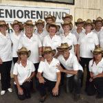 """Seniorenbund Line Dance Gruppe """"Black Tigers"""""""