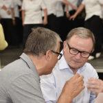 Karlheinz Kopf im Gespräch mit Roland Frühstück