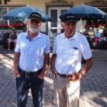 Unsere Wanderführer Jochen und Elmar