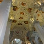 Und die schöne Barockkirche