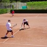 Faire Wettkämpfe auf den Tennisplätzen