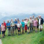 Bergtour zum Hohen Frassen