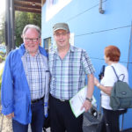 LO Werner Huber & GF Dietmar Tschohl