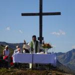 Bergmesse mit Pfarrer Ritter