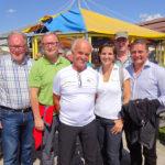 Sportreferent Rudi Wohlgenannt