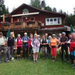 Bergwanderung zur Fritzhütte