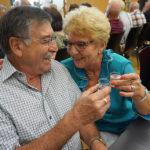 Uschi und Rudi feiern ihr Jubiläum
