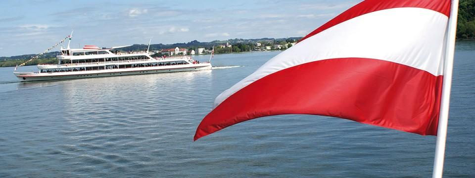 Mai: 25. Bodenseeschifffahrt Meersburg