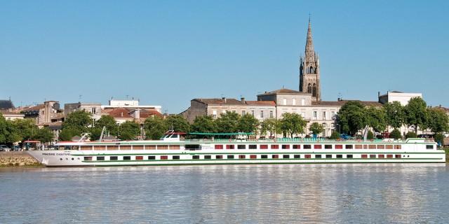 April: Flusskreuzfahrt Bordeaux MS Princesse