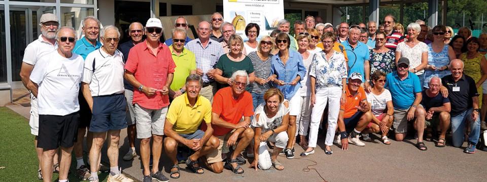 Juli: 18. Landes-Tennismeisterschaft Feldkirch