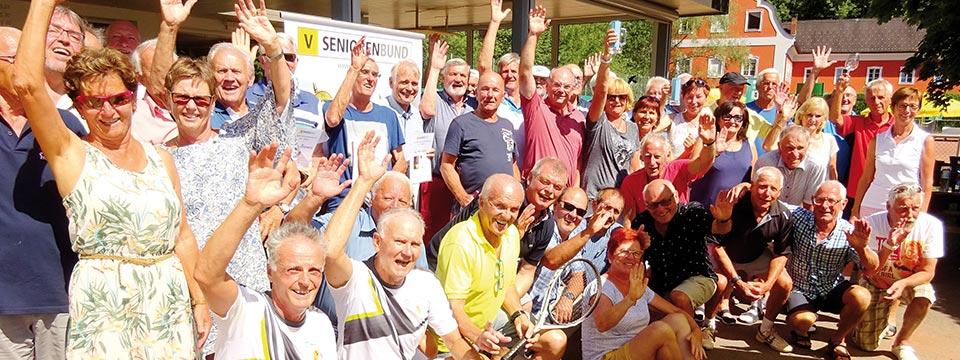 Juli: 17. Landes-Tennismeisterschaft Feldkirch