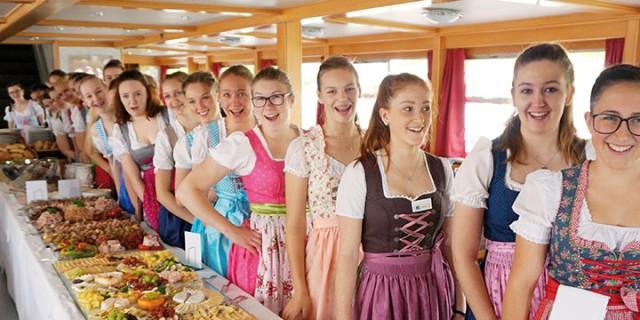 Mai: 24. Bodenseeschifffahrt Konstanz