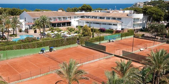 März: Tennisreise Mallorca