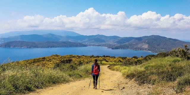 Mai: Wanderwoche Elba
