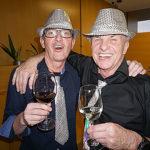 Rudi und Franz hatten viel Spass!