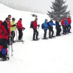 Schneeschuhwanderung Tschengla