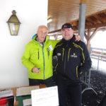 Rudi und Günther Stoss