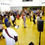 Eine Line Dance Runde
